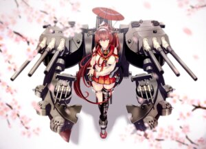 Rating: Safe Score: 35 Tags: kantai_collection mecha_musume seifuku thighhighs wamwam_(artist) yamato_(kancolle) User: Zenex