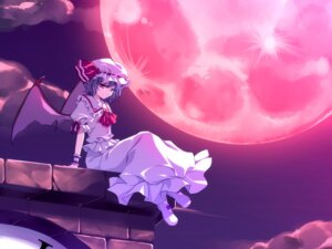 Rating: Safe Score: 20 Tags: frac motomiya_mitsuki remilia_scarlet touhou wallpaper User: WtfCakes