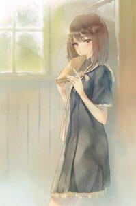 Rating: Safe Score: 23 Tags: flowers innocent_grey kousaka_mayuri seifuku sugina_miki tagme User: Hatsukoi