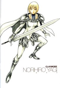 Rating: Safe Score: 7 Tags: clare claymore screening yagi_norihiro User: Brufh