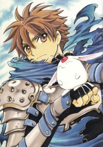 Rating: Safe Score: 3 Tags: clamp li_syaoran male mokona tsubasa_reservoir_chronicle User: LulukoVladmont