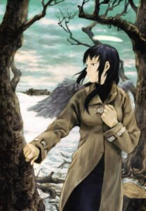Rating: Safe Score: 6 Tags: abe_yoshitoshi haibane_renmei reki_(haibane_renmei) wings User: Davison