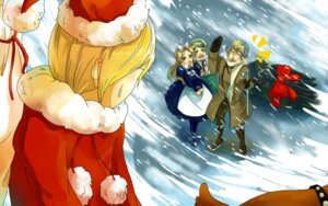 Rating: Safe Score: 5 Tags: belarus christmas estonia finland hetalia_axis_powers iori14174 latvia lithuania russia ukraine User: Radioactive