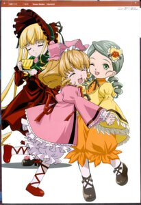 Rating: Safe Score: 3 Tags: bloomers hina_ichigo kanaria lolita_fashion rozen_maiden shinku User: Radioactive