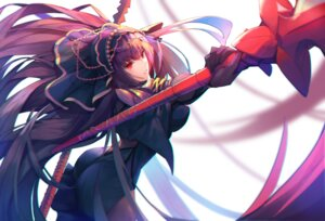 Rating: Safe Score: 60 Tags: armor bodysuit fate/grand_order munseonghwa scathach_(fate/grand_order) weapon User: Cold_Crime