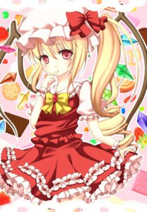 Rating: Safe Score: 19 Tags: flandre_scarlet harukaruha touhou User: Nekotsúh