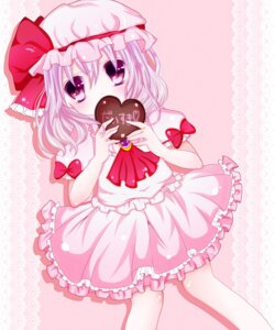 Rating: Safe Score: 17 Tags: dress meiko_(p28mm) remilia_scarlet touhou valentine User: mahoru