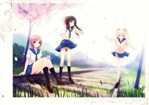 Rating: Questionable Score: 67 Tags: coffee-kizoku cure_girl hoshimiya_miyu kunimura_kotone loli nanjou_rena pantsu seifuku User: Kalafina