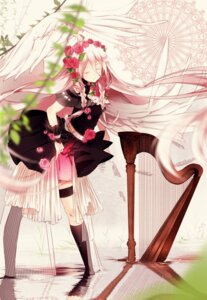 Rating: Safe Score: 47 Tags: cang_chen dress ia_(vocaloid) thighhighs vocaloid wet wings User: KazukiNanako