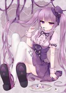 Rating: Questionable Score: 34 Tags: ass dress thighhighs tsukikage_nemu User: charunetra