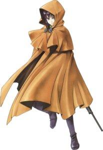 Rating: Safe Score: 4 Tags: cathari fujita_kaori gun robe suikoden suikoden_v User: Magus