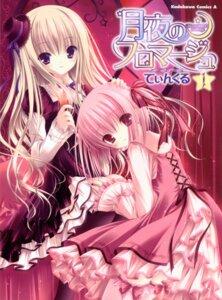 Rating: Questionable Score: 9 Tags: hiiragi_miu lolita_fashion meari tinkle tsukiyo_no_fromage User: midzki