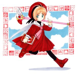Rating: Safe Score: 3 Tags: card_captor_sakura clamp kinomoto_sakura pantyhose User: Share