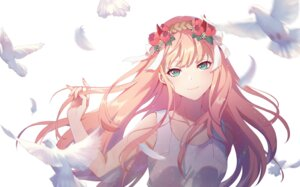 Rating: Safe Score: 59 Tags: amai darling_in_the_franxx horns zero_two_(darling_in_the_franxx) User: yanis