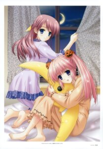Rating: Safe Score: 27 Tags: feet kimizuka_aoi pajama User: crim