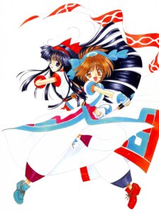 Rating: Safe Score: 3 Tags: nakoruru nanase_aoi rimururu samurai_spirits snk User: Radioactive
