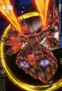 Rating: Safe Score: 18 Tags: gundam gundam_unicorn mecha tsunoda_katsutoshi User: drop