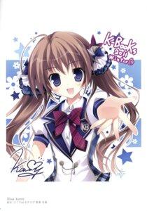 Rating: Safe Score: 23 Tags: autographed k-books karory seifuku User: WtfCakes