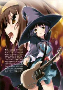 Rating: Safe Score: 10 Tags: guitar kantoku nagato_yuki screening seifuku suzumiya_haruhi suzumiya_haruhi_no_yuuutsu User: Kalafina
