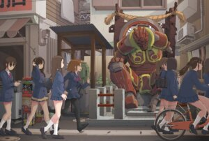 Rating: Safe Score: 33 Tags: headphones mecha pantyhose seifuku sukabu User: Noodoll