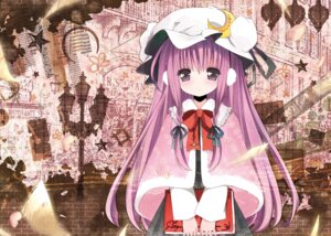 Rating: Safe Score: 26 Tags: catbell patchouli_knowledge touhou User: Mr_GT