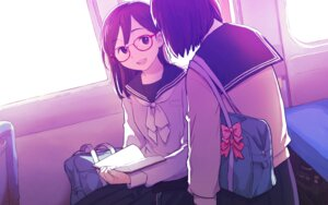 Rating: Safe Score: 23 Tags: megane morichika seifuku User: nphuongsun93