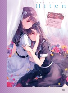 Rating: Questionable Score: 49 Tags: hiten seifuku yuri User: Twinsenzw