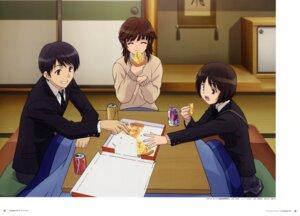 Rating: Safe Score: 12 Tags: amagami ishikura_keiichi sakurai_rihoko seifuku tachibana_junichi tachibana_miya User: blooregardo