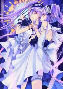 Rating: Safe Score: 22 Tags: dress euryale fate/grand_order fate/stay_night garter otogi_kyouka stheno User: Nepcoheart