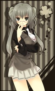 Rating: Safe Score: 10 Tags: megane nekoiro seifuku User: charunetra