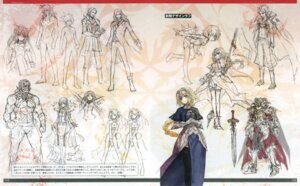 Rating: Questionable Score: 13 Tags: armor character_design dress fate/apocrypha fate/stay_night heels jeanne_d'arc jeanne_d'arc_(fate/apocrypha) konoe_ototsugu ruler_(fate/apocrypha) sketch sword thighhighs weapon User: 逍遥游