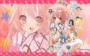 Rating: Safe Score: 9 Tags: akihime_karin akihime_seishirou akihime_sumomo amamori_yayoi arthur_(nanatsuiro_drops) asamiya_akino asamiya_natsuki asamiya_toua chibi dress fukamichi_nobuko horns ito_noizi kisaragi_natsume megane nanatsuiro_drops pantyhose prima_aspallas sakuraba_keisuke satsuki_julirsia seifuku tsuwabuki_masaharu unisonshift wallpaper yaeno_nadeshiko yuki-chan yuuki_nona User: yumichi-sama