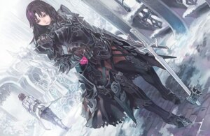 Rating: Safe Score: 126 Tags: aoin armor sword User: blooregardo