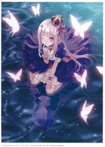 Rating: Safe Score: 58 Tags: dress fukahire_sanba last_chronicle ruinon wet User: Twinsenzw