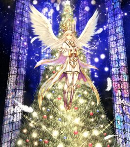 Rating: Safe Score: 32 Tags: catbell christmas dress heels thighhighs wings User: Mr_GT