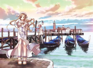 Rating: Safe Score: 13 Tags: alicia_florence amano_kozue aria mizunashi_akari User: Radioactive