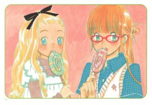 Rating: Safe Score: 4 Tags: hanamoto_hagumi honey_and_clover umino_chica yamada_ayumi User: Radioactive