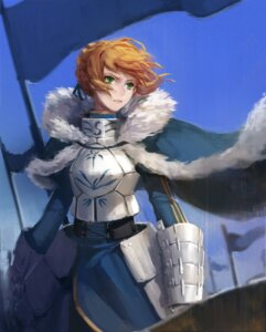 Rating: Questionable Score: 33 Tags: armor fate/stay_night fate/stay_night_unlimited_blade_works fate/zero saber sola7764 User: sylver650