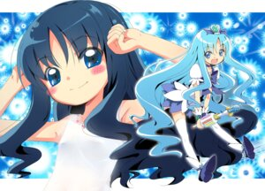 Rating: Safe Score: 9 Tags: heartcatch_pretty_cure! kurumi_erika osa pretty_cure User: Radioactive