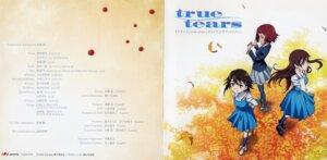 Rating: Safe Score: 6 Tags: ando_aiko isurugi_noe screening seifuku sekiguchi_kanami true_tears yuasa_hiromi User: Popisan