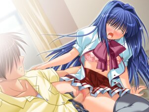 Rating: Explicit Score: 25 Tags: bra censored kanon minase_nayuki nipple_slip nopan open_shirt penis pussy seifuku sex thighhighs wallpaper watsuki_ayamo watsukiya User: Radioactive