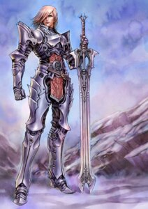 Rating: Safe Score: 11 Tags: alteil armor male sword yamashita_shunya User: Radioactive