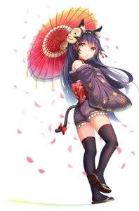 Rating: Safe Score: 65 Tags: animal_ears ass miya_(tokumei) nekomimi tail thighhighs umbrella yukata User: Mr_GT