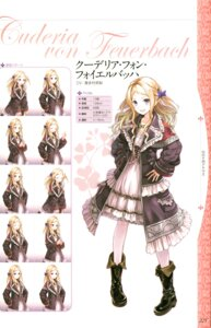 Rating: Safe Score: 27 Tags: atelier atelier_rorona cordelia_von_feuerbach dress kishida_mel pantyhose profile_page User: Radioactive