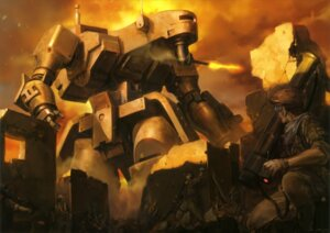 Rating: Safe Score: 5 Tags: gundam gundam_00 mecha User: Radioactive