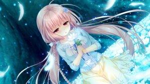 Rating: Safe Score: 66 Tags: ame_to_yuki game_cg haru_(karenai_sekai_to_owaru_hana) jpeg_only karenai_sekai_to_owaru_hana sweet&tea User: Maxpayness