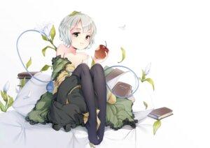 Rating: Questionable Score: 33 Tags: an-telin bra dress komeiji_koishi open_shirt pantyhose touhou User: BattlequeenYume