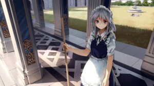 Rating: Safe Score: 33 Tags: izayoi_sakuya maid patchouli_knowledge touhou treeware User: Mr_GT