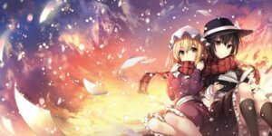 Rating: Safe Score: 41 Tags: janne_cherry maribel_hearn touhou usami_renko User: Mr_GT