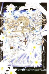 Rating: Safe Score: 4 Tags: binding_discoloration dress kamikaze_kaitou_jeanne kusakabe_maron tanemura_arina User: syaoran-kun
